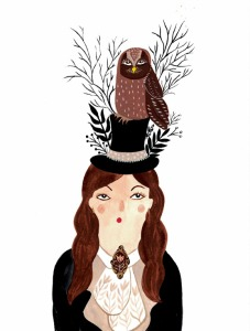 #illustration #veroniqueg #calligraphie #calligraphy #folkart